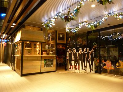 P1190301 - Cafe Manduka in Shibuya